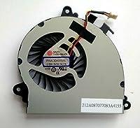 iifixブランド新しいCPU冷却ファンフィットfor MSI gs70gs72ms-1771ms-1773ノートブックpaad06015sl-n184–n229CPU冷却クーラー0.55A 3ピン