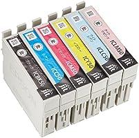エプソン IC6CL50 6色セット対応 ジットリサイクルインク JIT-NE506PZN(FFP・封筒パッケージ)