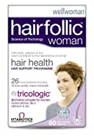 Vitabiotics Wellwoman Tricologic Tablets 60 Tablets by Wellwoman [並行輸入品]