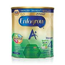 Enfagrow A+ Stage 4 Growing-up Milk Formula 360 DHA+, 3-6 years, 900g