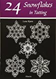 24 Snowflakes in Tatting 画像