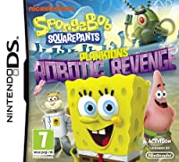 Spongebob Squarepants Planktons Robotic Revenge (DS) (輸入版)
