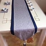 QY テーブルランナー テーブルランナー 単純な コットンとリネン タッセル エキゾチックな国 スタイル タペストリー 現代の テーブルランナー 結婚式のために パーティー ホーム デコレーション タペストリー QY テーブルランナー (Color : T7, Size : 330*30cm)