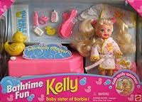 バービーケリーBathtime Funセット–ケリーReally Splashes 。( 1995)