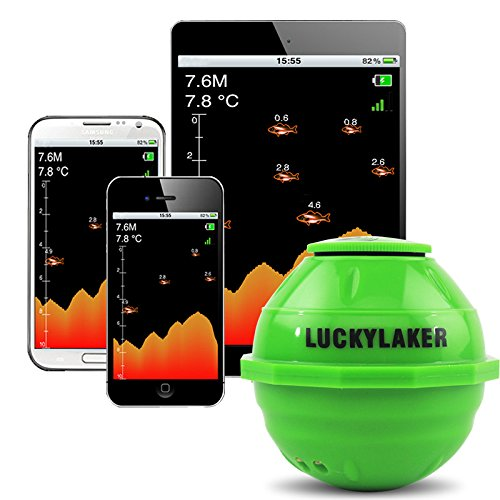 Lucky IOS / Android用ワイヤレスWIFIフィッシュファインダー