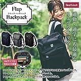 Healthknit Product(ヘルスニット プロダクト) リュック バッグパック リュックサック 大容量 通勤通学 旅行 メンズ レディース ブラック