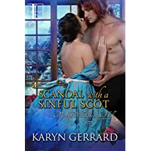 Scandal with a Sinful Scot (Men of Wollstonecraft Hall)