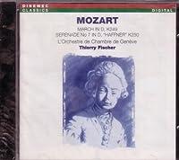 Mozart:Haffner Serenade/Mar