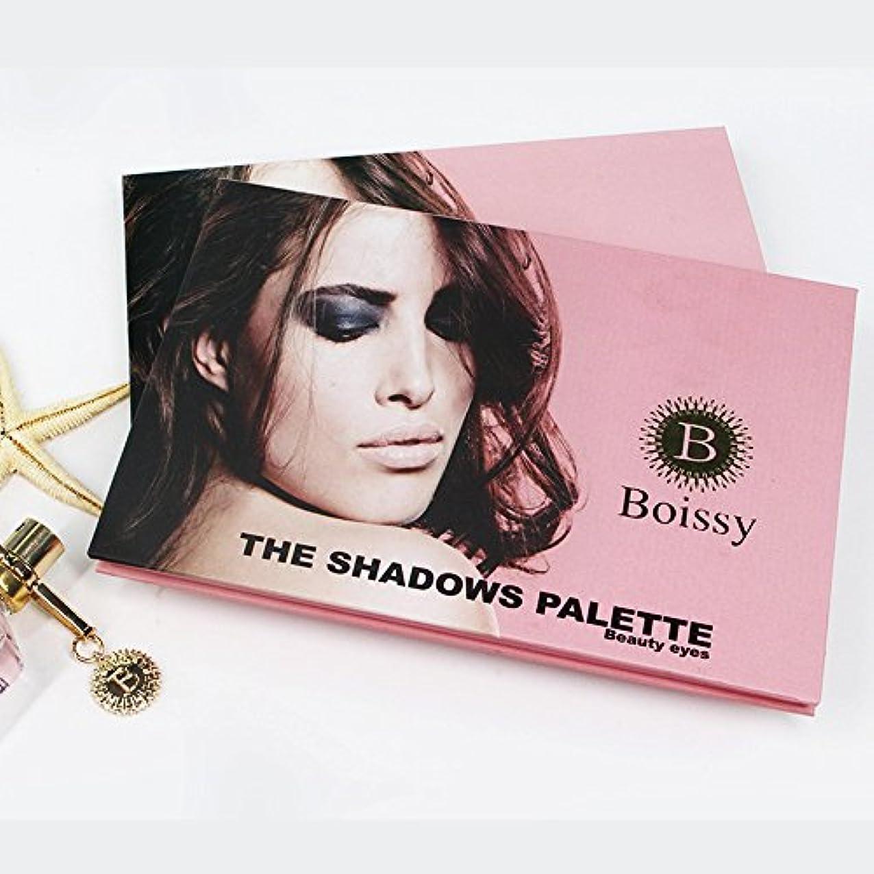 イタリアの徐々に道路を作るプロセスAkane アイシャドウパレット BOISSY ファッション 可愛い 魅力的 キラキラ 人気 ピンク 綺麗 長持ち おしゃれ 防水 チャーム 日常 持ち便利 Eye Shadow (24色)