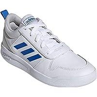 adidas Kid's Tensaurus Boys Running Shoes Cloud White/Blue/Cloud White 11.5 Little Kid