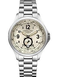 ハミルトンKhaki Aviation QNEメンズ自動時計h76655123