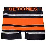 FREE オレンジ (ビトーンズ) BETONES BREATHBLACK ボクサーパンツ