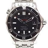 [オメガ]OMEGA メンズ腕時計 シーマスター300 コーアクシャル 212.30.36.20.01.001 ブラック文字盤【中古】