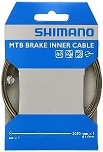 シマノ MTB用SUS ブレーキインナーケーブル 2050mm×φ1.6mm Y80098210