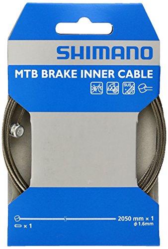 シマノ MTB用SUS ブレーキインナーケーブル 2050m...