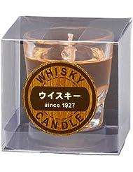 カメヤマキャンドル(kameyama candle) ウイスキーロックキャンドル