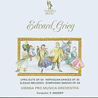 Grieg: Lyric Suite Op 54