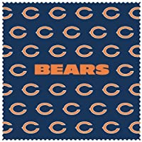 NFL Chicago Bears Sunglass Microfiber Cleaning Cloth [並行輸入品]