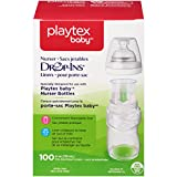 Playtex 100 Count Bottle Liners Drop-Ins, 4 Ounce