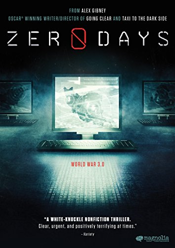 Zero Days [DVD] [Import]の詳細を見る