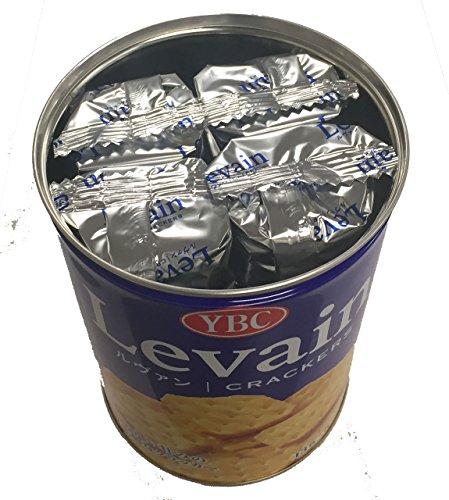 ヤマザキビスケット ルヴァン保存缶L 104枚