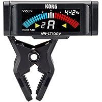 KORG 100時間連続駆動 バイオリン/ビオラ専用 クリップ式チューナー  AW-LT100V