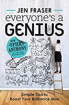 [Fraser, Jen]のEveryone's a Genius: Simple Tips to Boost Your Brilliance Now (English Edition)