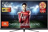 Best TCL 4Kテレビ - TCL 55V型 液晶 テレビ 55C601U 4K 2018年モデル Review