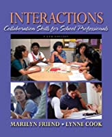Interactions: Collaboration Skills for School Professionals (5th Edition) [並行輸入品]