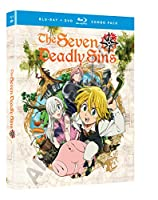Seven Deadly Sins: Season One - Part One [Blu-ray] [Import]