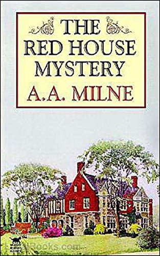 The Red House Mystery - A. A. Milne [Penguin Books] (Annotated) (English Edition)