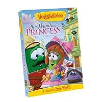 Veggie Tales: The Penniless Princess - God's little Girl