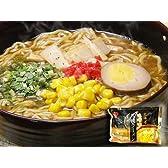 北海道札幌ラーメン(味噌味)10袋セット【ご当地ラーメン】北海道産小麦粉・オホーツクの塩使用(自然乾燥麺)