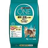 ピュリナワン 避妊・去勢した猫の体重ケア 子ねこから全ての年齢に ターキー 4kg ペット用品 猫用食品(フード・おやつ) キャットフード(ドライフード・総合栄養食) [並行輸入品]