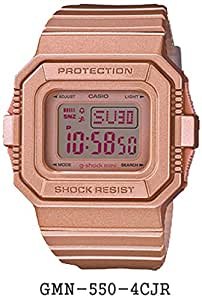 CASIO(カシオ) g-shock mini Gショック ミニ 腕時計 デジタル メーカー保証書付 GMN-550-4CJR [時計]