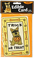 Crunchkins Crunch Edible Card, Trick or Treat by Crunchkins