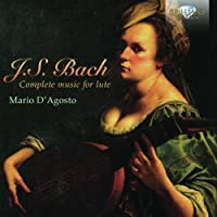 Complete Music for Lute by JOHANN SEBASTIAN BACH (2013-12-10)