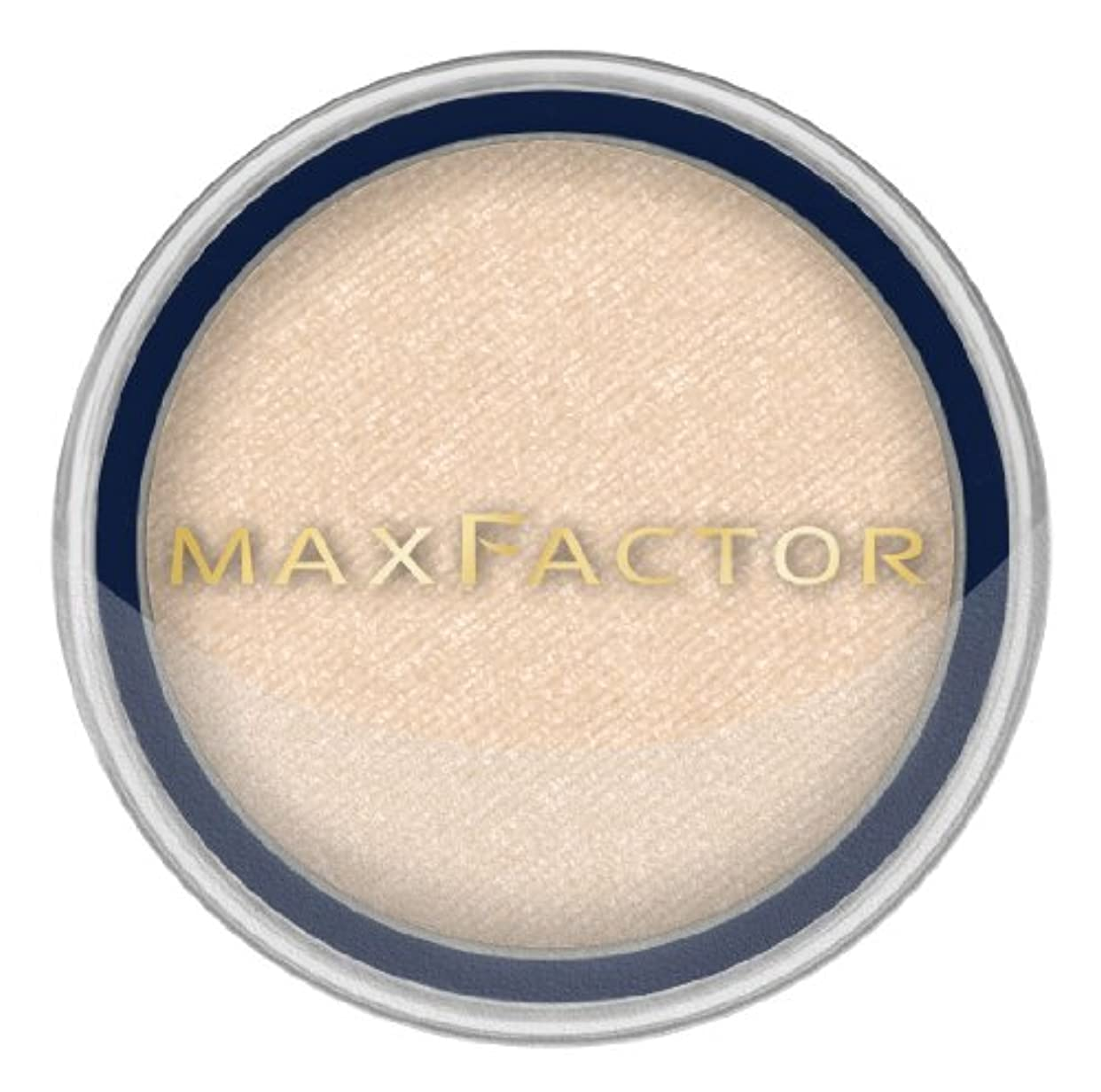 バター中古裂け目Max Factor Earth Spirit Eyeshadow 101 Pale Pebble, 1er Pack (1 x 4 ml)