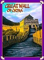 GREAT WALL OF CHINA中国アジアアジア旅行広告アートポスター