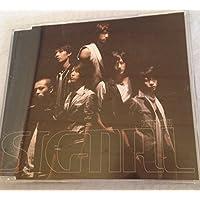 KAT-TUN 【シングル/通常版】 SIGNAL CD