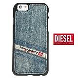 DIESEL(ディーゼル) デニム カードポケット付 iPhone6ケース [並行輸入品]