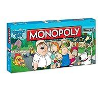 Monopoly Family Guy [並行輸入品]