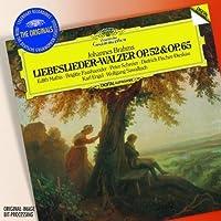 Liebeslieder Walzer Op 52 & 65 by MATHIS / FASSBAENDER / SCHREIER / FISCHER-DIESKAU (2010-01-19)