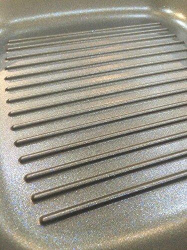 パール金属 グリルパン 25cm IH対応 ブルーダイヤモンドコート H-8317