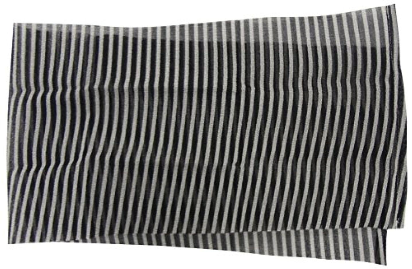 グリルオンペルメル小久保 『背中が楽に洗えるロングタイプ』 ロングナイロンタオルかため 28×110cm 2655