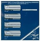 TOMIX Nゲージ N700 1000系 東海道 山陽新幹線 増結セット A 92487...