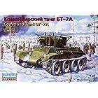 イースタンエクスプレス 1/35 ロシア BT-7A快速戦車 指揮車仕様 KT-28 76.2mm砲装備 EE35115 プラモデル