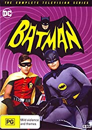 Batman 66-68 TV Series (DVD)