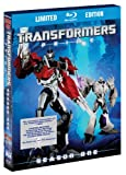 Transformers Prime: Complete First Season [Blu-ray] [Import]