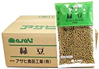 流通革命 緑豆(りょくとう) 200g×20袋×1ケース